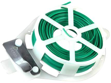 Проволока подвязочная RACO плоская, в пластиковой обойме, 30м