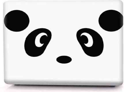 "Чехол для Macbook Pro 15"" i-Blason Cover A1707 panda"