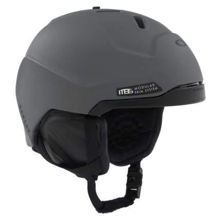 Горнолыжный шлем Oakley Mod3 2020, серый, M