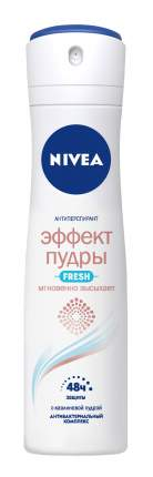 Дезодорант Nivea Эффект пудры Fresh 150 мл