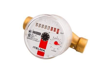 Счетчик горячей воды Итэлма WFW20.D110