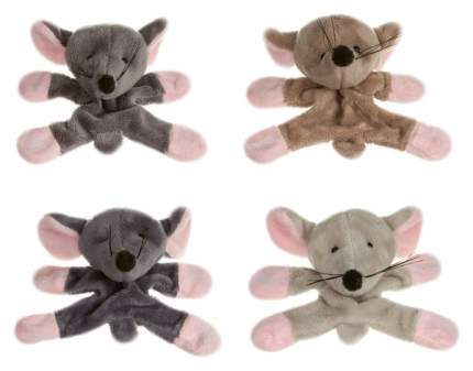 н.г.мягк.символ года мышка магнит 9*11см 4в.