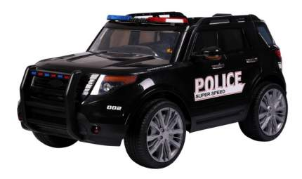 Детский электромобиль Barty Ford Полиция, Чёрный