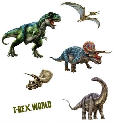 Переводные тату Spiegelburg T-Rex