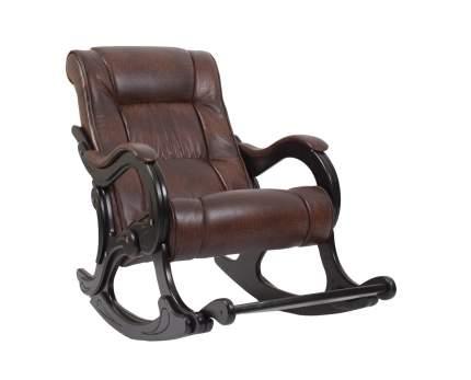 Кресло-качалка Мебель Импэкс Кресло-качалка Комфорт Модель 77 венге, Antic Crocodile