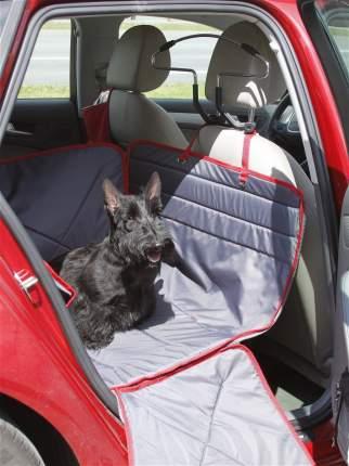 Автогамак для перевозки собак ТрендБай Доггин, серый, 60х20х15см