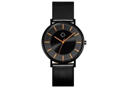 Наручные часы унисекс Mercedes-benz B67993611 черный/оранжевый
