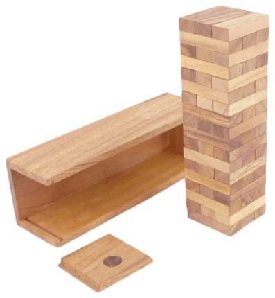 """Настольная игра """"Дженга M"""", 23,5 см (средняя)"""