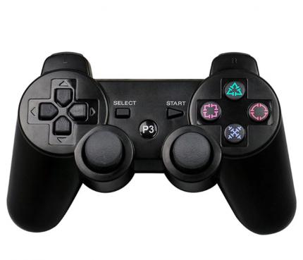 Геймпад 2emarket для PS 3 wireless 3892 Black