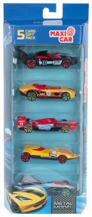 Набор машинок Zhorya Maxi Car 5 штук i-F878-5