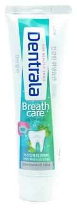 Зубная паста Lion Dentrala Breath Care 120 г