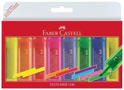 Маркеры Faber-Castell 154662 8 шт