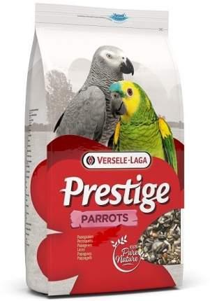Основной корм для крупных попугаев Versele-Laga Prestige Parrots, 15 кг