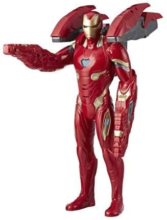 Фигурка Hasbro Avengers movie Железный Человек в усиленной броне E0560121