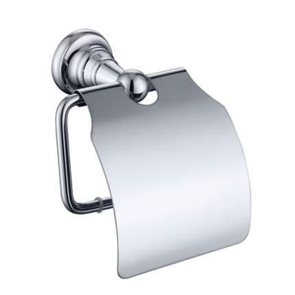 Держатель туалетной бумаги KAISER хром (латунь)