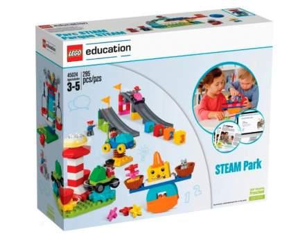 Конструктор STEAM LEGO Планета 45024