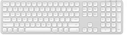 Беспроводная клавиатура Satechi Aluminium Bluetooth (ST-AMBKS-RU) Silver
