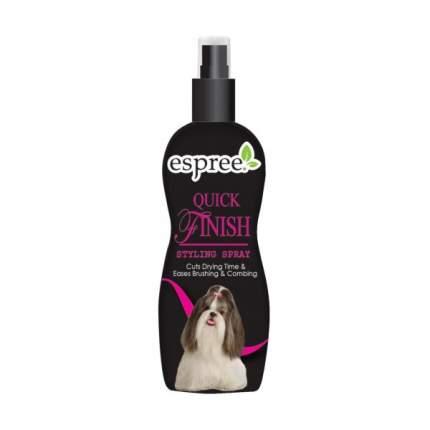 Спрей Espree SHS Quick Finish! Styling Spray для укладки шерсти собак 355 мл