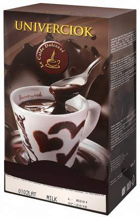 Горячий шоколад Univerciok молочный 30*32 г
