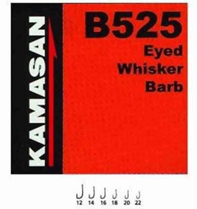 Рыболовные крючки Kamasan В 525 №16, 10 шт.