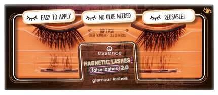 Накладные ресницы essence Magnetic lashes! false lashes 2.0 glamour lashes 4 шт
