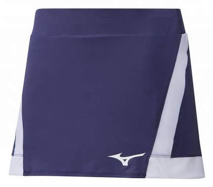 Спортивная юбка Mizuno Flex Skort, фиолетовая, M