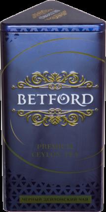 Чай черный Betford призма синяя 300 г