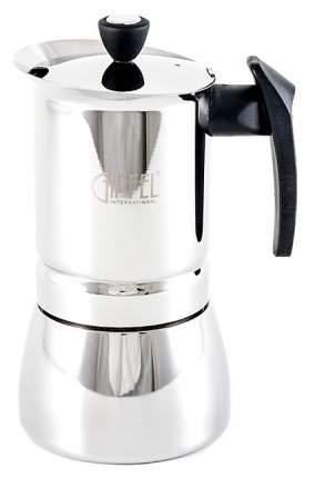 Гейзерная кофеварка Gipfel Vals 5330 Серый, черный