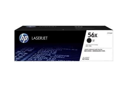 Картридж для лазерного принтера HP CF256X черный