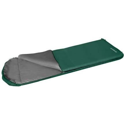 Спальный мешок Greenell Линсгари зеленый, двусторонний