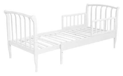 Кровать детская Красная Звезда раздвижная Савелий С 823 Белый