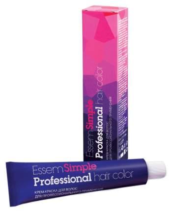 Краска для волос Essem Simple Professional Hair Color 12.1 Платиновый экстра блонд 60 мл