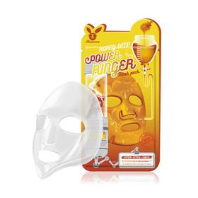 Маска для лица тканевая HONEY DEEP POWER RINGER MASK PACK