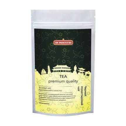 Чай Di Maestri серия полезный чай черный монастырский 80 г
