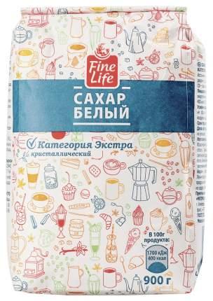 Сахар белый кристаллический Fine Life категории экстра 900 г