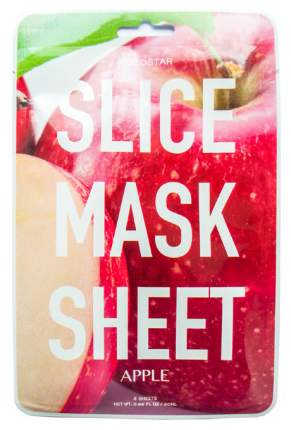 Маска для лица Kocostar Slice Mask Sheet - Apple 20 г