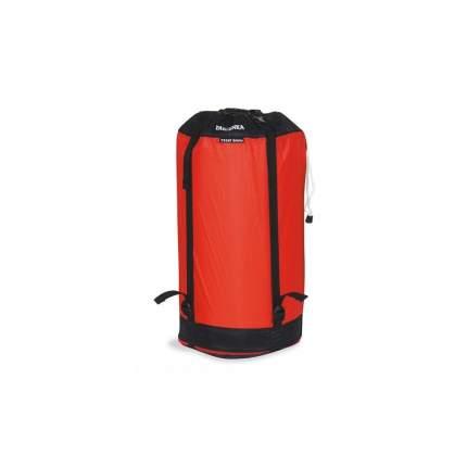 Компрессионный мешок Tatonka Tight Bag M красный M