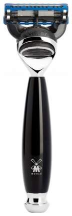 Станок для бритья Muehle Vivo Fusion Черный
