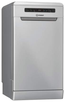 Посудомоечная машина 45 см Indesit DSFC 3T117 S silver