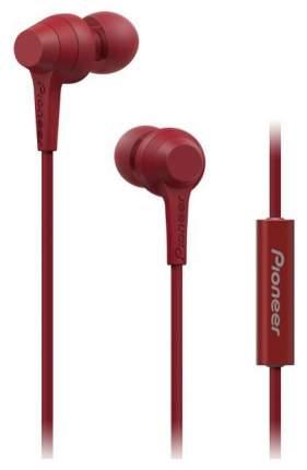 Наушники Pioneer SE-C1T Red