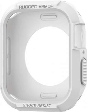 Чехол Spigen Rugged Armor (062CS24471) для Apple Watch 4 44mm (White)