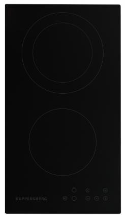 Встраиваемая варочная панель KUPPERSBERG ECO 302 Black