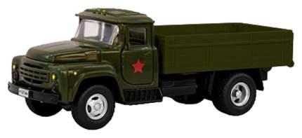 Инерционный военный грузовик PLAYSMART Зил, 1:52