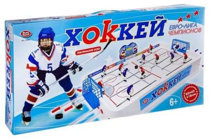 Хоккей настольный детский PLAYSMART - Евро-Лига чемпионов