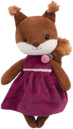 Мягкая игрушка Angel Collection Белочка Изабель в платье, 25 см