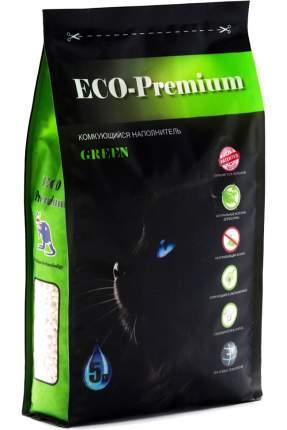 Наполнитель для кошачьего туалета, ECO Premium, древесный, 1,9 кг