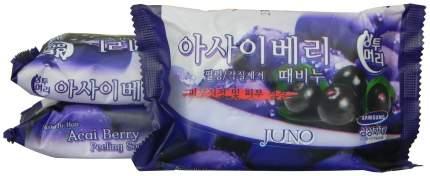 Косметическое мыло Juno С ягодами Акаи 150 г