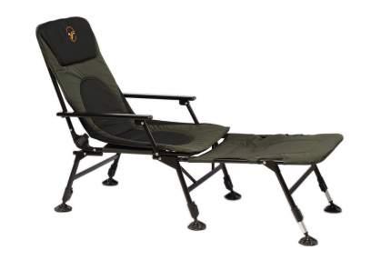 Карповое кресло-раскладушка Maverick Big Master Transformer зеленое