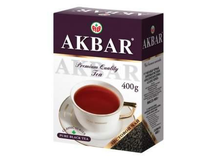 Чай черный Akbar premium листовой 400 г