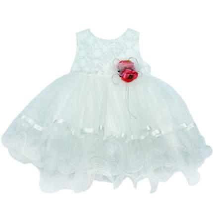 Платье детское Папитто р.92 4935 молочный